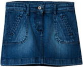 Little Karl Marc John Jubily Denim Skirt