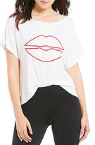 GB Lips Graphic Tee