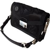 Prada Black Cloth Clutch bag