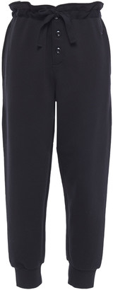 McQ French Cotton-terry Track Pants