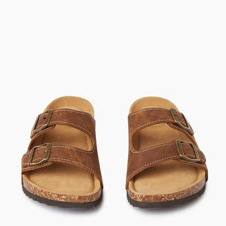 Roots Mens Natural 2 Strap Sandal