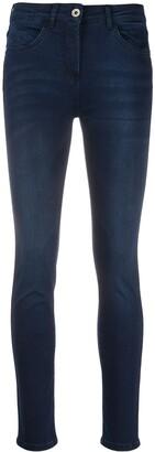 Patrizia Pepe Slim Fit Trousers