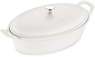 Staub Oval Ceramic Covered Baking Dish