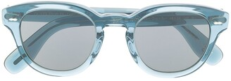 Oliver Peoples Cary Grant round frame sunglasses