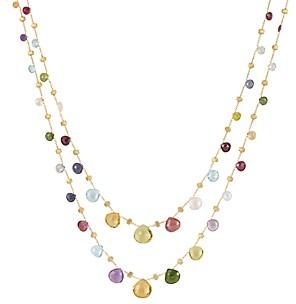 Marco Bicego 18K Gold Paradise Necklace, 36