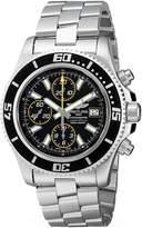 Breitling Men's BTA13341A8-BA82SS Superocean Chronograph II Analog Display Swiss Automatic Silver Watch