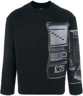 Blood Brother 'Sambard' sweatshirt - men - Cotton - M