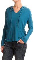 Threads 4 Thought Mariha Thermal Hoodie Shirt - Long Sleeve (For Women)