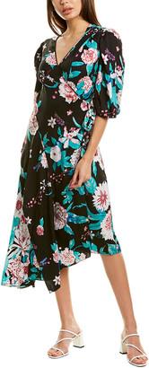 Diane von Furstenberg Audrina Wrap Dress