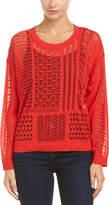 Sandro Cotton Sweater