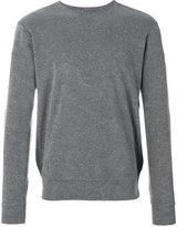A.P.C. classic sweatshirt - men - Cotton/Polyester - M