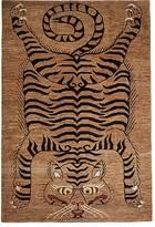 "Madeline Weinrib Tiger Tops"" Tibetan Carpet"