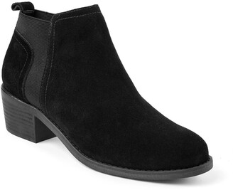 Me Too Zarita Suede Chelsea Ankle Boot