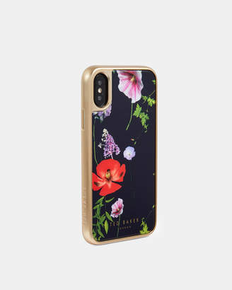 Ted Baker PATRYCE Hedgerow iPhone X clip case