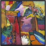 STUDY for Improvisation V, 1910 by Vassily Kandinsky (Framed)