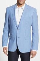 HUGO BOSS 'The Sweet' Trim Fit Stripe Sportcoat