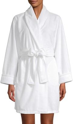 Carole Hochman Self-Tie Long-Sleeve Robe