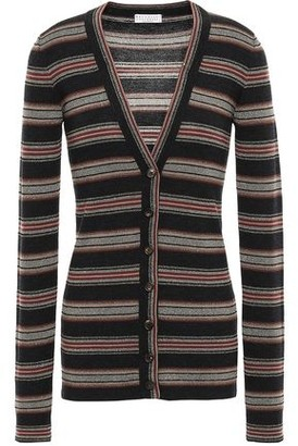 Brunello Cucinelli Wool And Cashmere-blend Cardigan