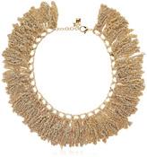 Rosantica Trama Chain Fringe Necklace