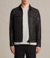Allsaints Stretner Leather Jacket