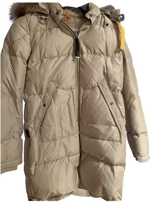 Parajumpers Beige Coat for Women