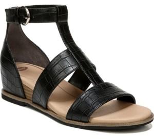 Dr. Scholl's Women's Free Spirit Ankle Strap Dress Sandals Women's Shoes