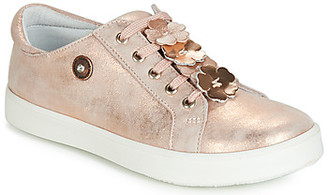Catimini CRISTOL girls's Shoes (Trainers) in Pink