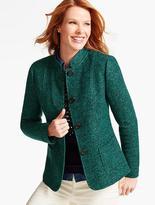 Talbots Berkshire-Textured Jacket
