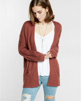 Express slouchy cable cover-up
