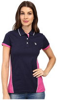 U.S. Polo Assn. Splice Polo Shirt