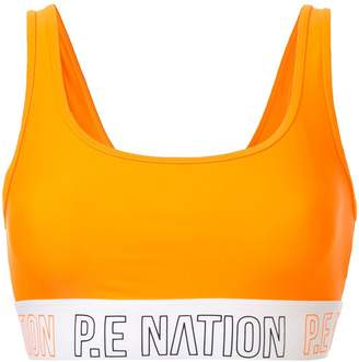 P.E Nation Full Strength sports bra