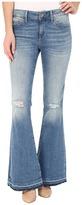 Mavi Jeans Peace in Light Ripped