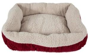 "Aspen Pet Self Warming 24"" X 20"" Rectangular Lounger Dog Bed"