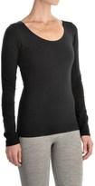 Yummie Tummie Karlie Shapewear Shirt - Scoop Neck, Long Sleeve (For Women)