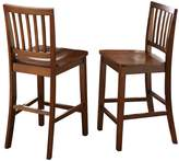 Kohl's Branson Counter Height Dining Chair 2-piece Set