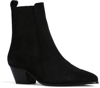 Sandro Paris Suede Ankle Boots 55