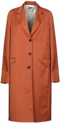 Jil Sander Navy Overcoats - Item 41866905MI
