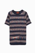 Missoni Space Dye Striped T-Shirt