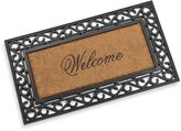 Bed Bath & Beyond Koko Framed 20-Inch x 36-Inch Welcome Door Mat