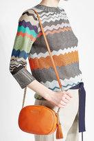MICHAEL Michael Kors Leather Shoulder Bag with Tassel