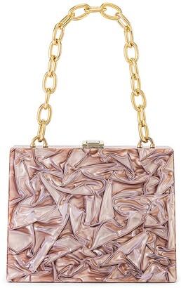 Olga Berg Emily Acrylic Bag