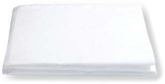 Matouk Lowell Fitted Sheet - White Twin