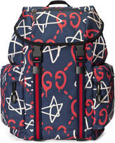 Gucci GucciGhost canvas techpack