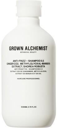 GROWN ALCHEMIST 200ml Anti-frizz - Shampoo 0.5