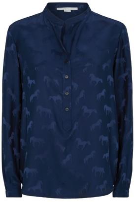 Stella McCartney Horse Print Shirt