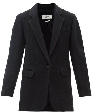 Isabel Marant Etoile - Nilinda Wool-blend Blazer - Black
