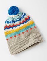 Boden Lambswool Bobble Hat
