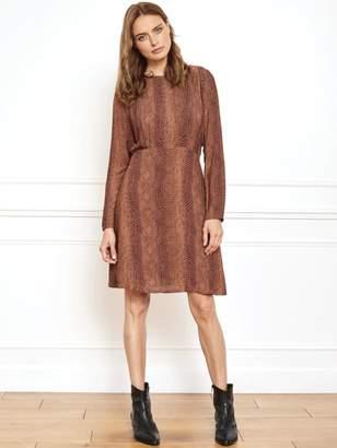 MKT Studio Rimik Dress In Camel - M