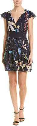 Parker Ruffle Mini Dress