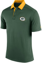 Nike Men's Green Bay Packers Elite Coaches Polo